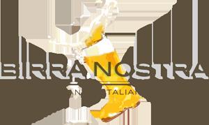 Birra Nostra - nuovo logo bianco
